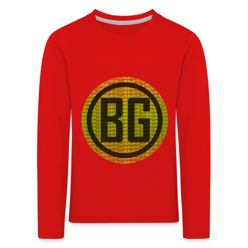 BeAsTz GAMING HOODIE - Kids' Premium Longsleeve Shirt