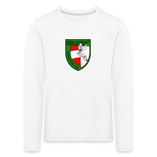 Wappen - Kinder Premium Langarmshirt