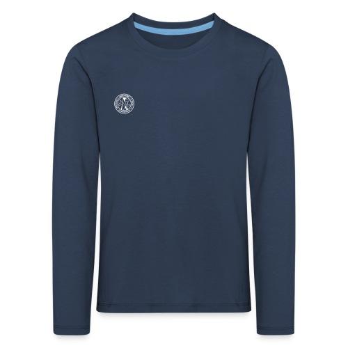Logo Kl schle - Kinder Premium Langarmshirt
