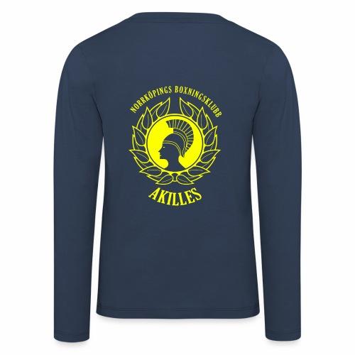 NBKALogga - Långärmad premium-T-shirt barn
