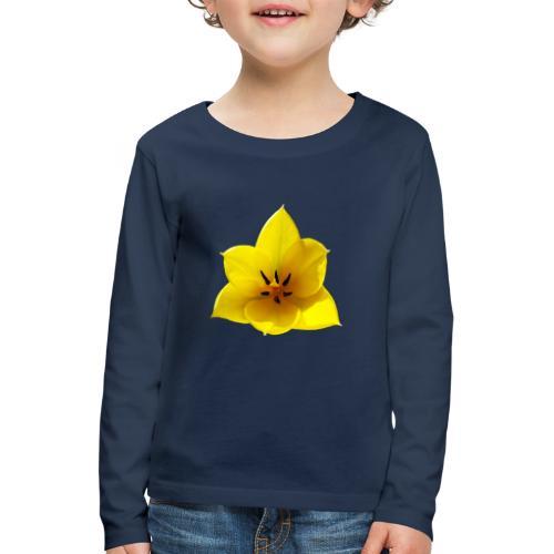 TIAN GREEN Garten - Tulpe 2020 02 - Kinder Premium Langarmshirt