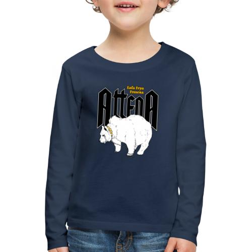 Ostfriesland Häuptlinge Attena - Kinder Premium Langarmshirt