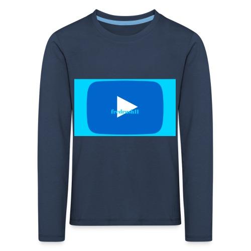 fredrush11 png - Kids' Premium Longsleeve Shirt