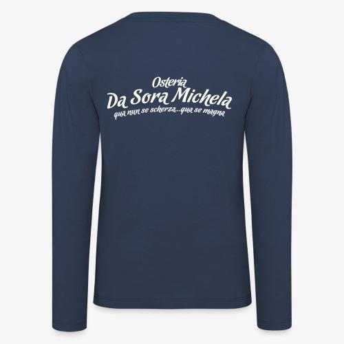 Osteria da sora michela - Maglietta Premium a manica lunga per bambini
