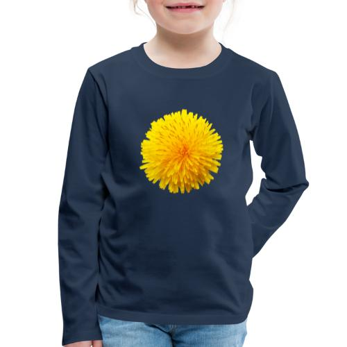 TIAN GREEN Garten - Loewenzahn 2020 - Kinder Premium Langarmshirt