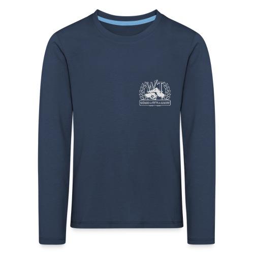 SWTA_2015_Logo_Schüler_ve - Kinder Premium Langarmshirt