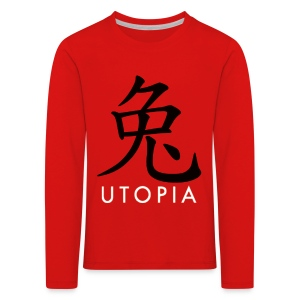 Utopia - Mr. Rabbit - Camiseta de manga larga premium niño