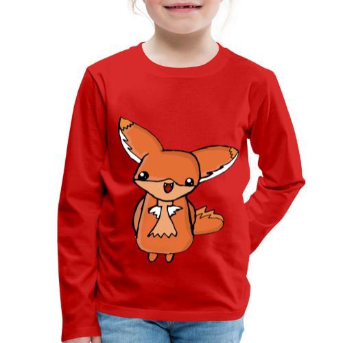 Ximo la bête - T-shirt manches longues Premium Enfant