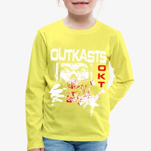 Outkasts Scum OKT Front - Kids' Premium Longsleeve Shirt