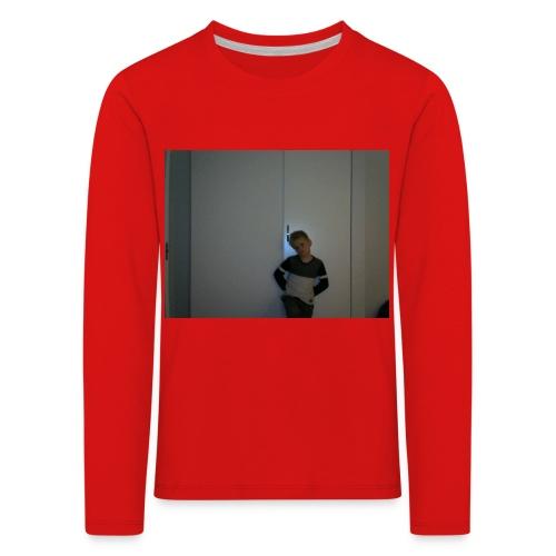 LB GAMING bild - Långärmad premium-T-shirt barn