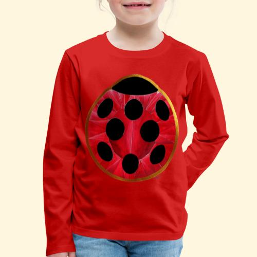 Joyaux coccinelle - T-shirt manches longues Premium Enfant