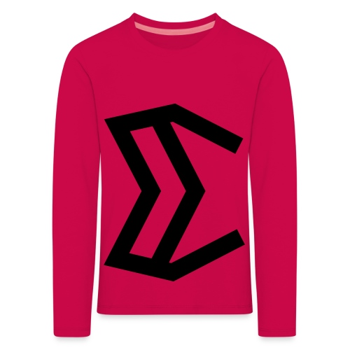 E - Kids' Premium Longsleeve Shirt