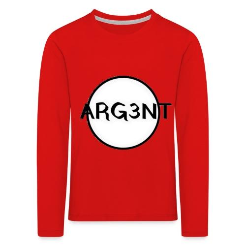 ARG3NT - T-shirt manches longues Premium Enfant