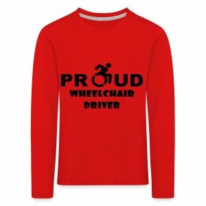 Proud - Kinderen Premium shirt met lange mouwen