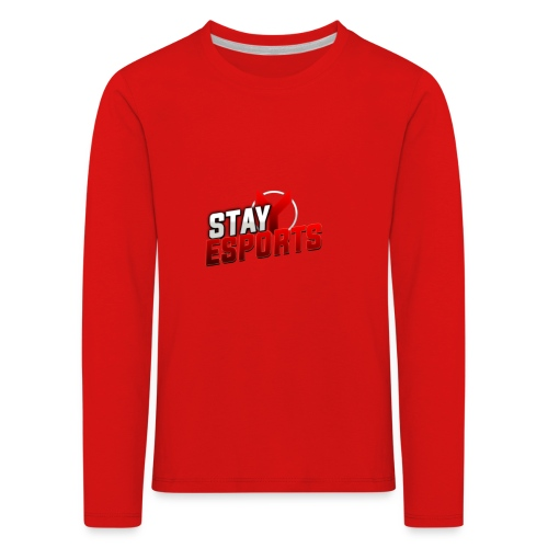 merch - Långärmad premium-T-shirt barn