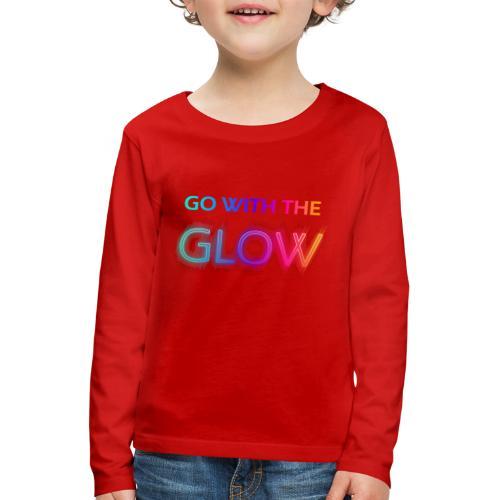 glow - T-shirt manches longues Premium Enfant