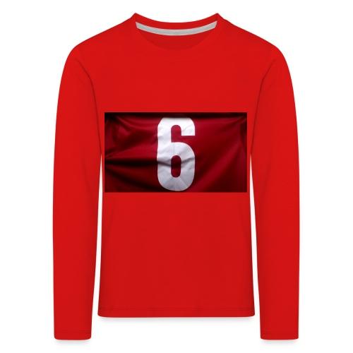 football - Kids' Premium Longsleeve Shirt