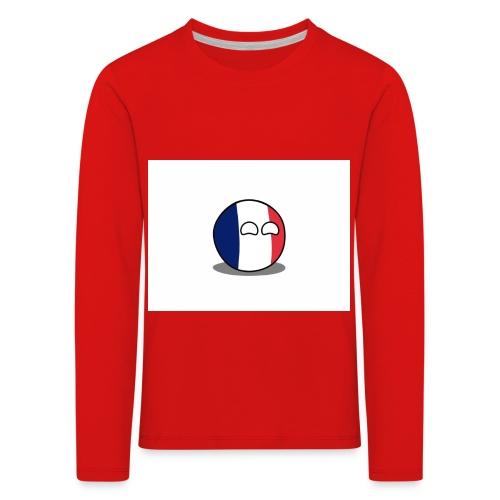 France Simple - T-shirt manches longues Premium Enfant