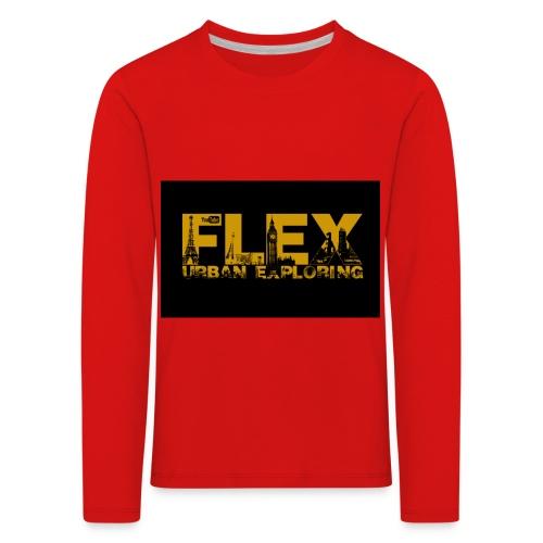 FlexUrban - Kids' Premium Longsleeve Shirt