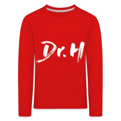 Sweat Femme Dr. H - T-shirt manches longues Premium Enfant