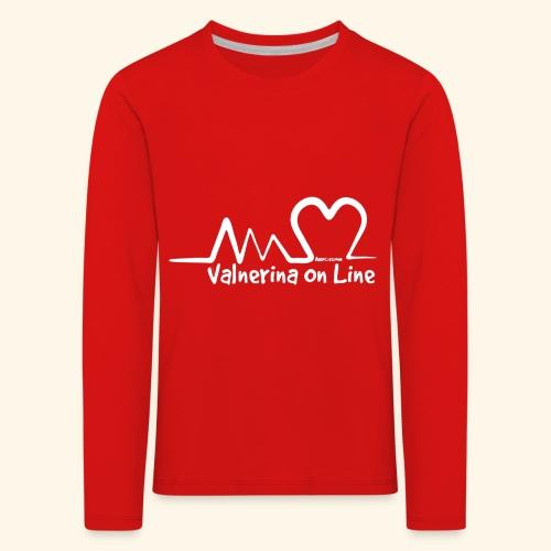Valnerina On line APS maglie, felpe e accessori - Maglietta Premium a manica lunga per bambini