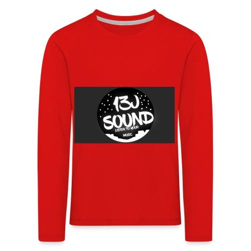 13J Sound hoodie - Kids' Premium Longsleeve Shirt