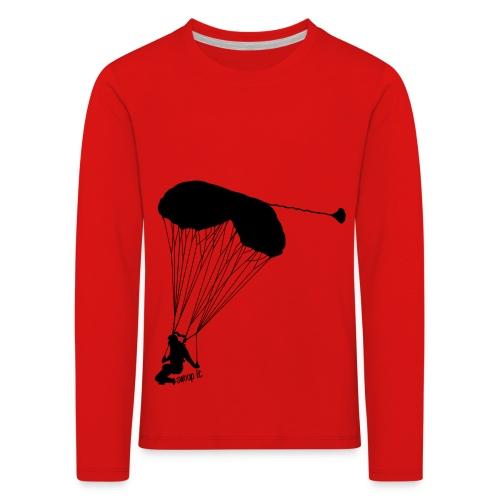 Swoop - Kinder Premium Langarmshirt