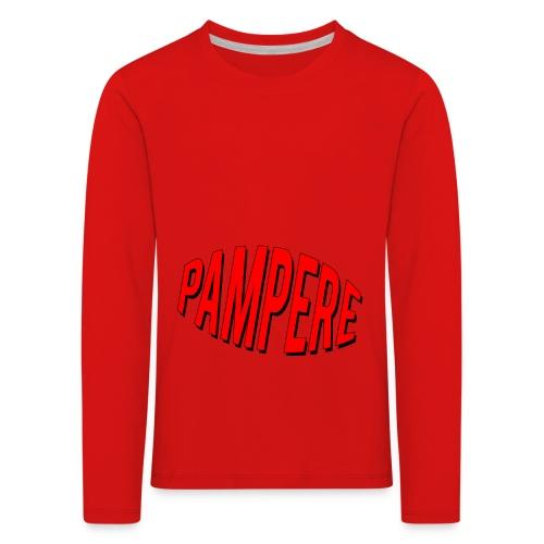 pampere - Koszulka dziecięca Premium z długim rękawem
