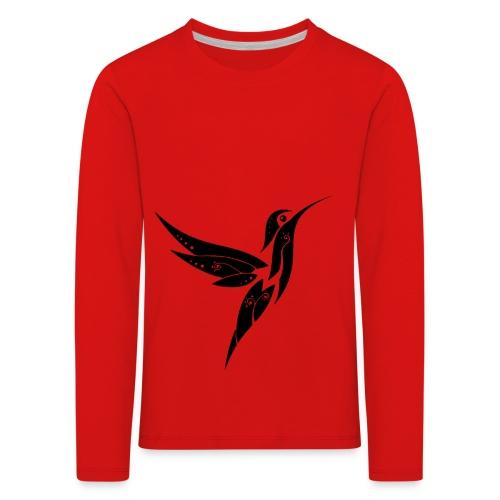 colibri - T-shirt manches longues Premium Enfant