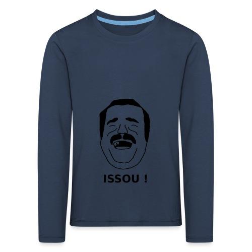 issou noir - T-shirt manches longues Premium Enfant