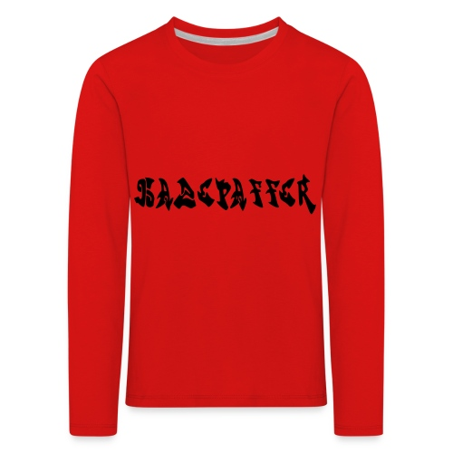 Hazepaffer - Kids' Premium Longsleeve Shirt