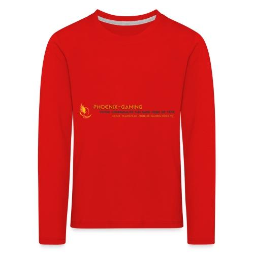 59edc1f31fbbf banproto1920px png 7e9af80c0c433fff6 - T-shirt manches longues Premium Enfant