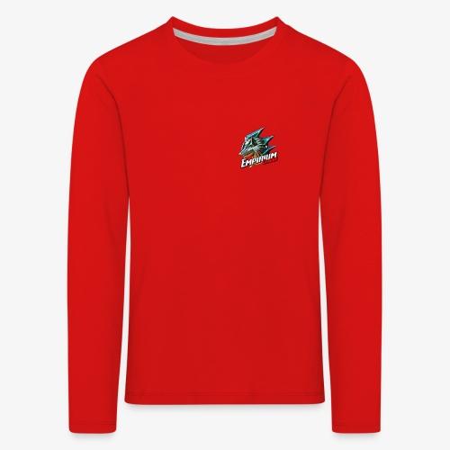 EMPI Wolf - T-shirt manches longues Premium Enfant
