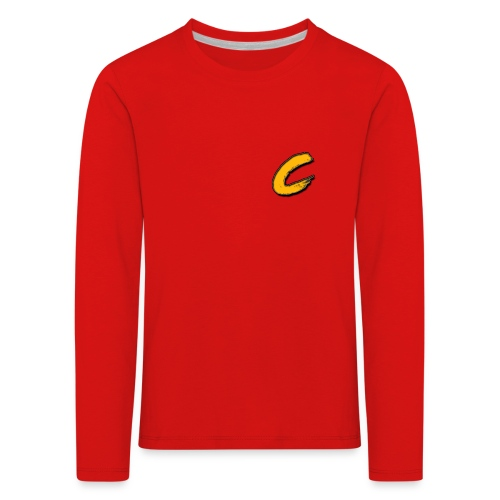 Chuck - T-shirt manches longues Premium Enfant