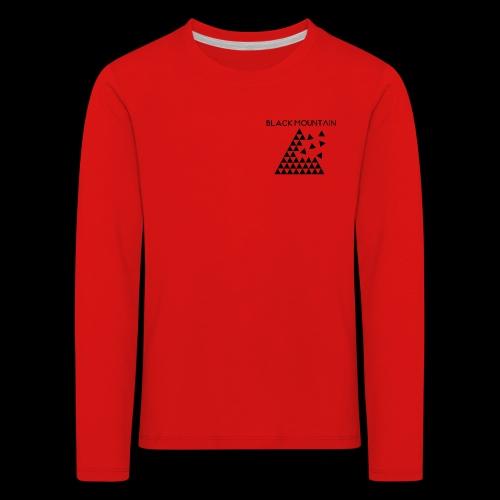 Black Mountain - T-shirt manches longues Premium Enfant