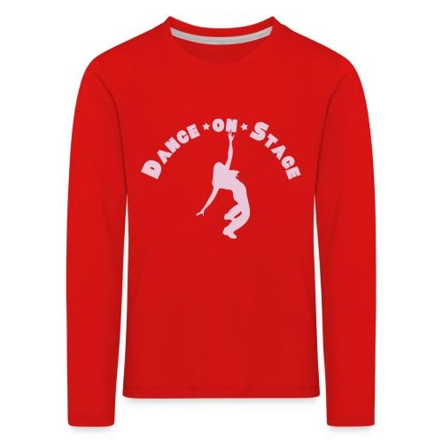 dos 1 - Kinder Premium Langarmshirt