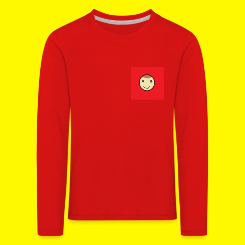 awesome leo shirt - Kids' Premium Longsleeve Shirt