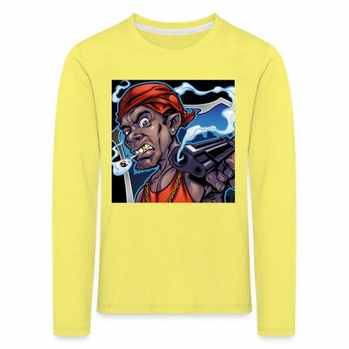 Crooks Graphic thumbnail image - T-shirt manches longues Premium Enfant