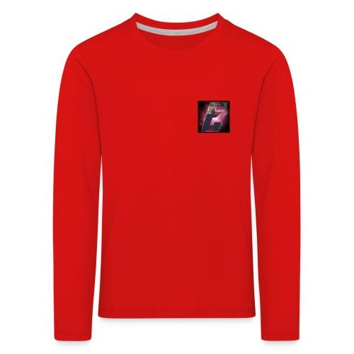 EthanxxGamer boy Merchandise - Kids' Premium Longsleeve Shirt