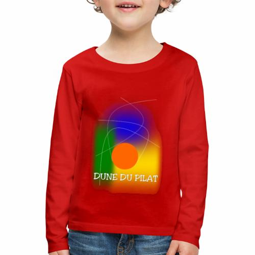 DUNE OF THE PILAT Trend - Kids' Premium Longsleeve Shirt