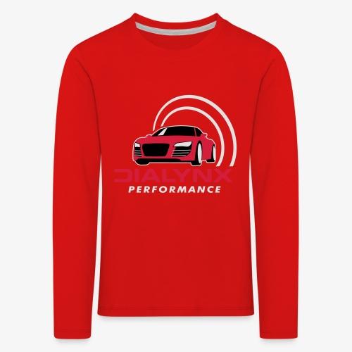 Dialynx Logo - Kids' Premium Longsleeve Shirt