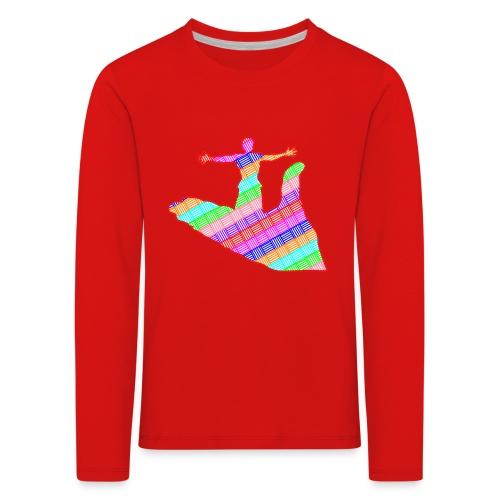 main - T-shirt manches longues Premium Enfant