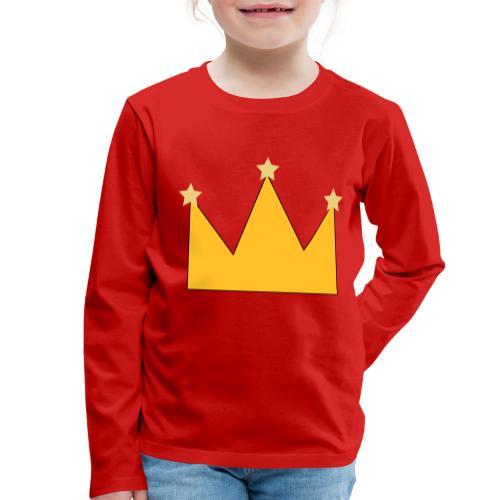 kroon - T-shirt manches longues Premium Enfant