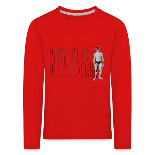 TELEMARK Vivement cet Hiver - T-shirt manches longues Premium Enfant