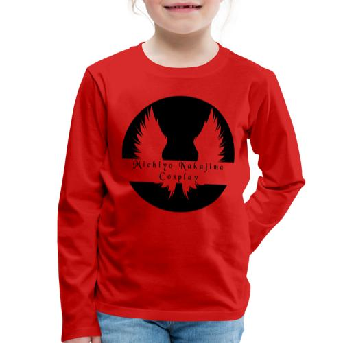 MNC Logo [No Phrase] - Kids' Premium Longsleeve Shirt