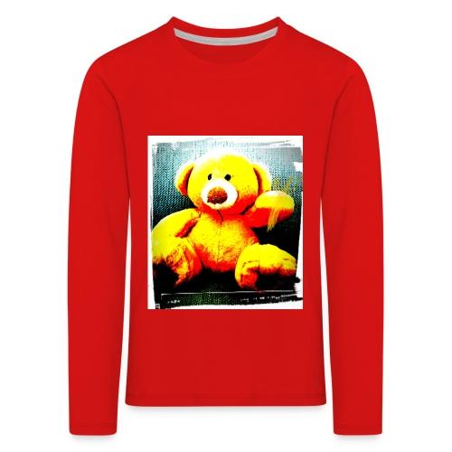 Teddy - Kinderen Premium shirt met lange mouwen