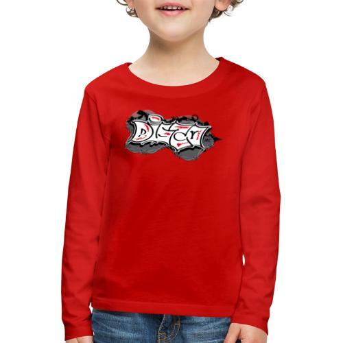 disco - T-shirt manches longues Premium Enfant