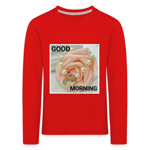 IMG 20180310 WA0014 - Kids' Premium Longsleeve Shirt