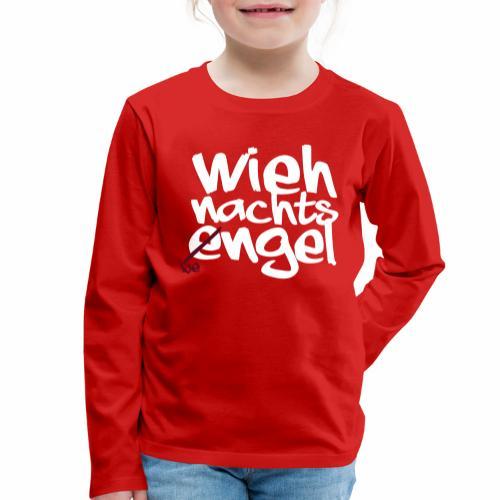 Wiehnachts-Bengel - norddeutsche Weihnachten - Kinder Premium Langarmshirt