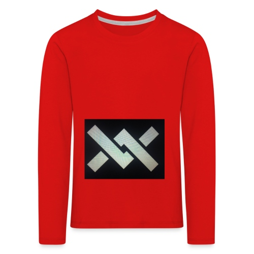 Original Movement Mens black t-shirt - Kids' Premium Longsleeve Shirt